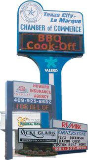 Full Service, State Licensed Sign Contractor!